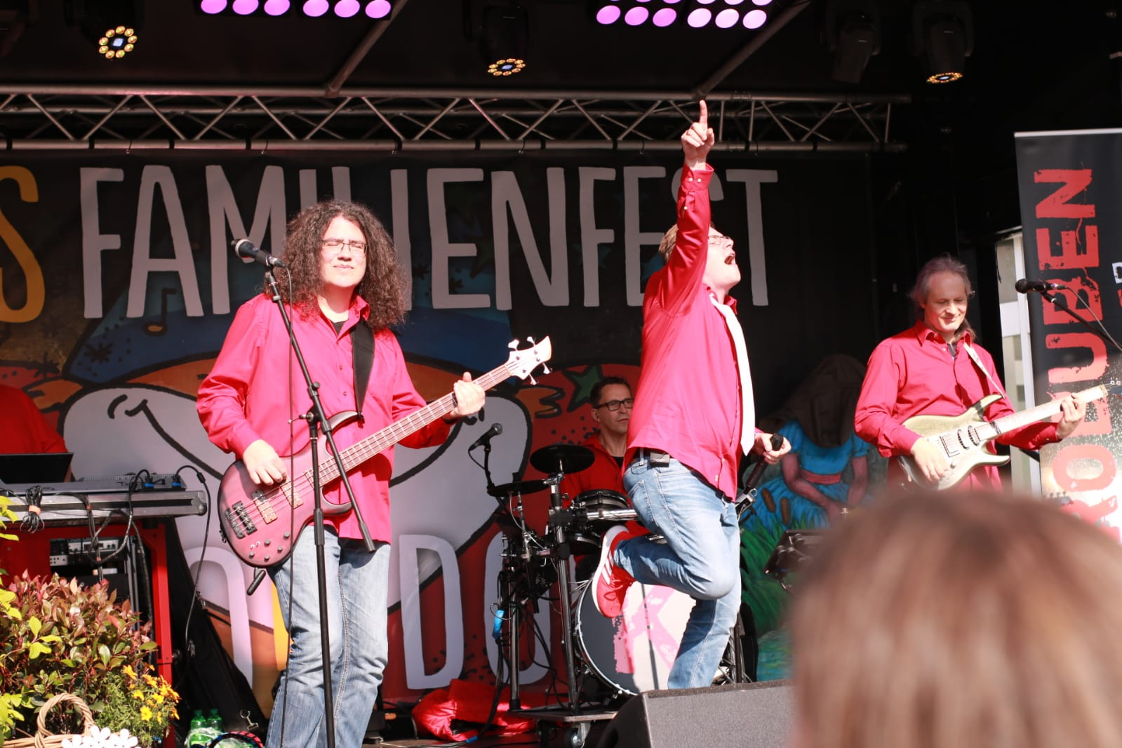 Partyband NRW News